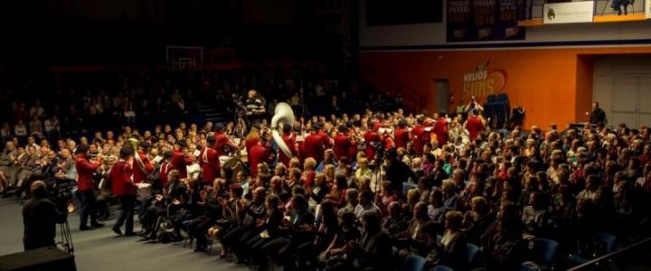 Na 8. dobrodelnem gasilskem koncertu tudi letos pokazali podporo gasilcem in gasilstvu