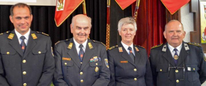 Gasilska zveza Domžale dobila novo vodstvo: Na čelu gasilcev predsednica Marjeta Kristan