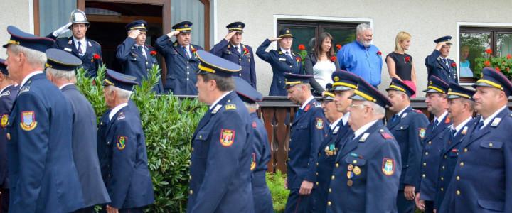 Za gasilce PGD Žeje – Sveta Trojica je 60 let plemenitega poslanstva