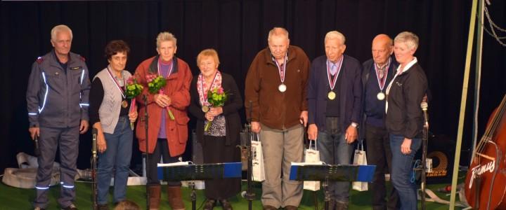 Na Žejah pri Sveti Trojici je potekalo že 23. srečanje veteranov Gasilske zveze Domžale