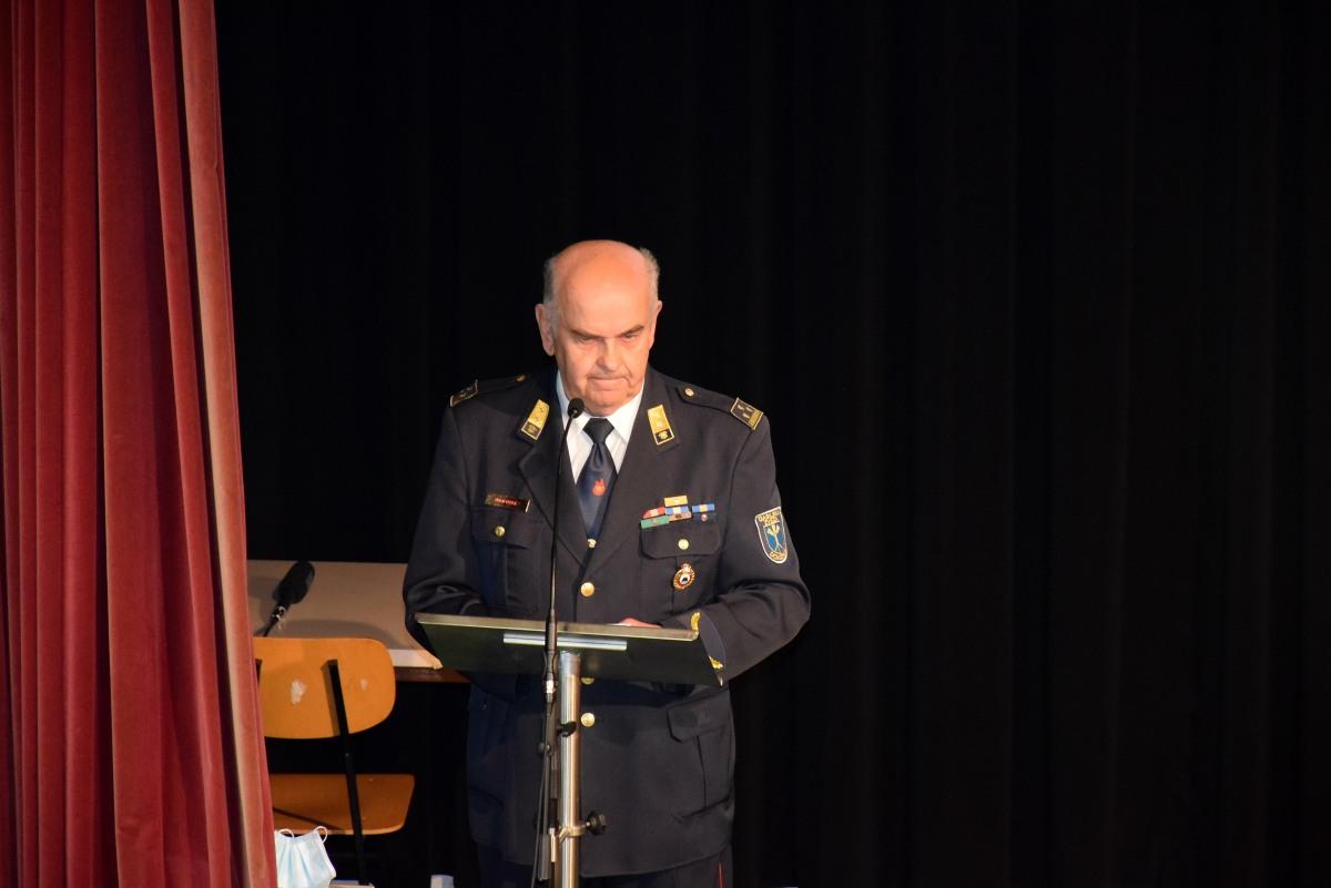 Anton Pavlič, podpredsednik GZ Domžale.