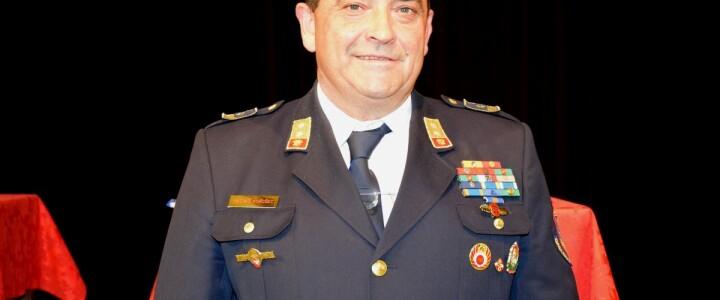 Skupščina Gasilske zveze Domžale – novi predsednik je postal Matjaž Korošec