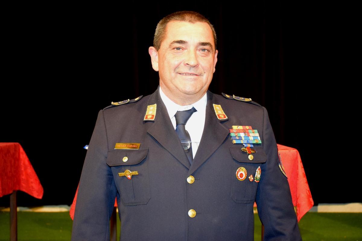 Matjaž Korošec, novi predsednik GZ Domžale.