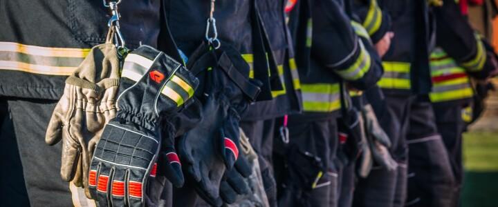 Dobrodelna akcija za pomoč gasilcem, kadar se znajdejo v stiski